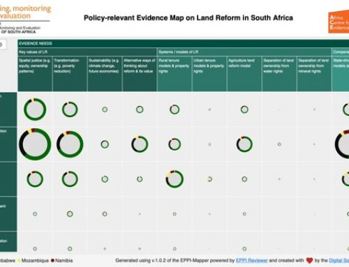 Land Reform in South Africa: What role does evidence play in righting a historical wrong?